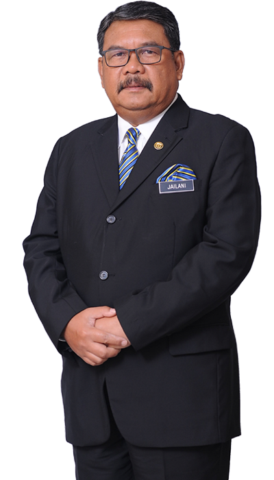 YBHG. DATO' DR. AHMAD JAILANI BIN MUHAMED YUNUS